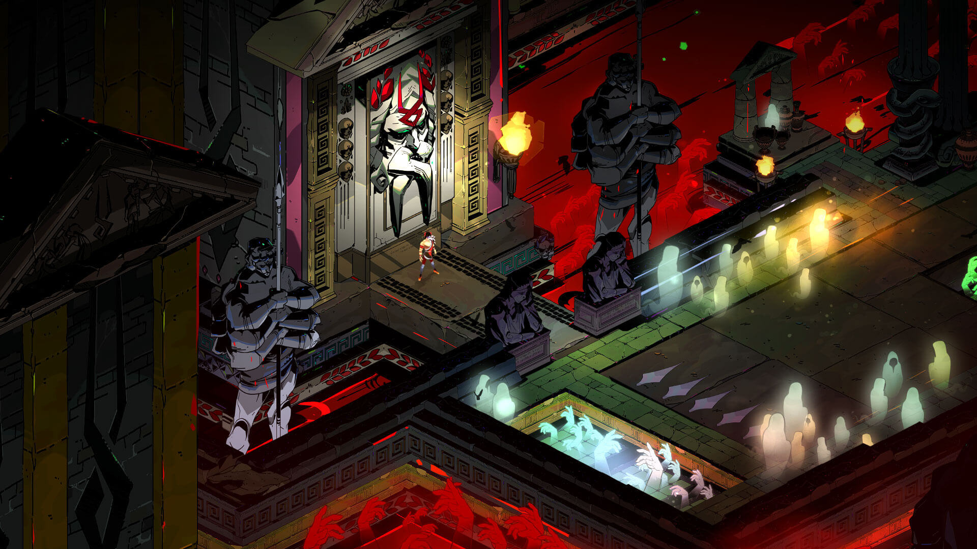 Supergiant Games announced Hades at The Game Awards