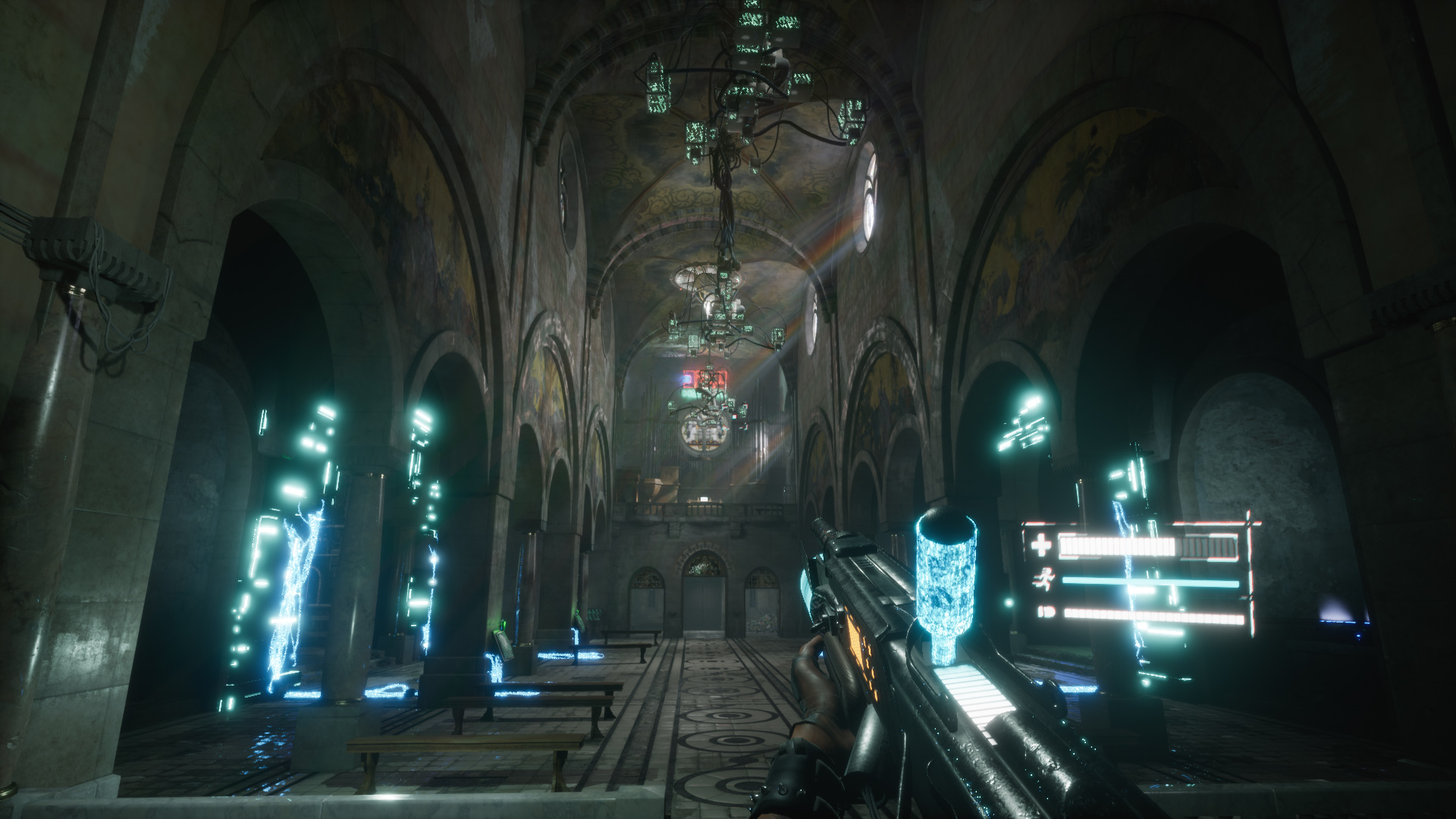 FPS 2084 shooting into Steam Early Access
