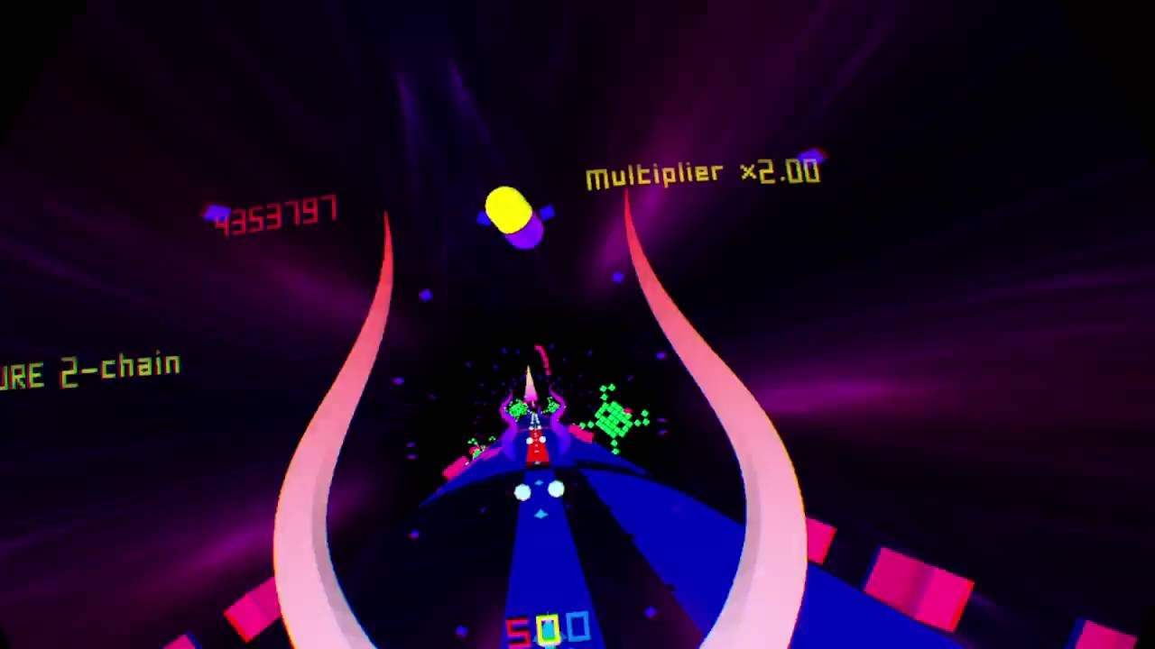 Jeff Minter's Polybius available on PC now