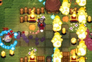 Super Treasure Arena Switch review
