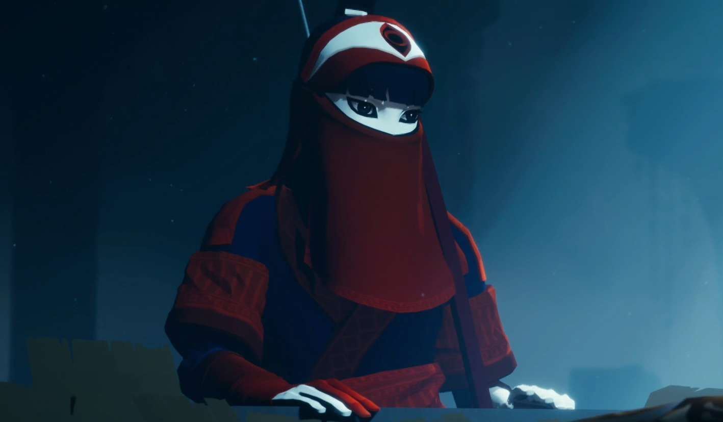 Giant Squid announces The Pathless, a gorgeous new adventure in the forest