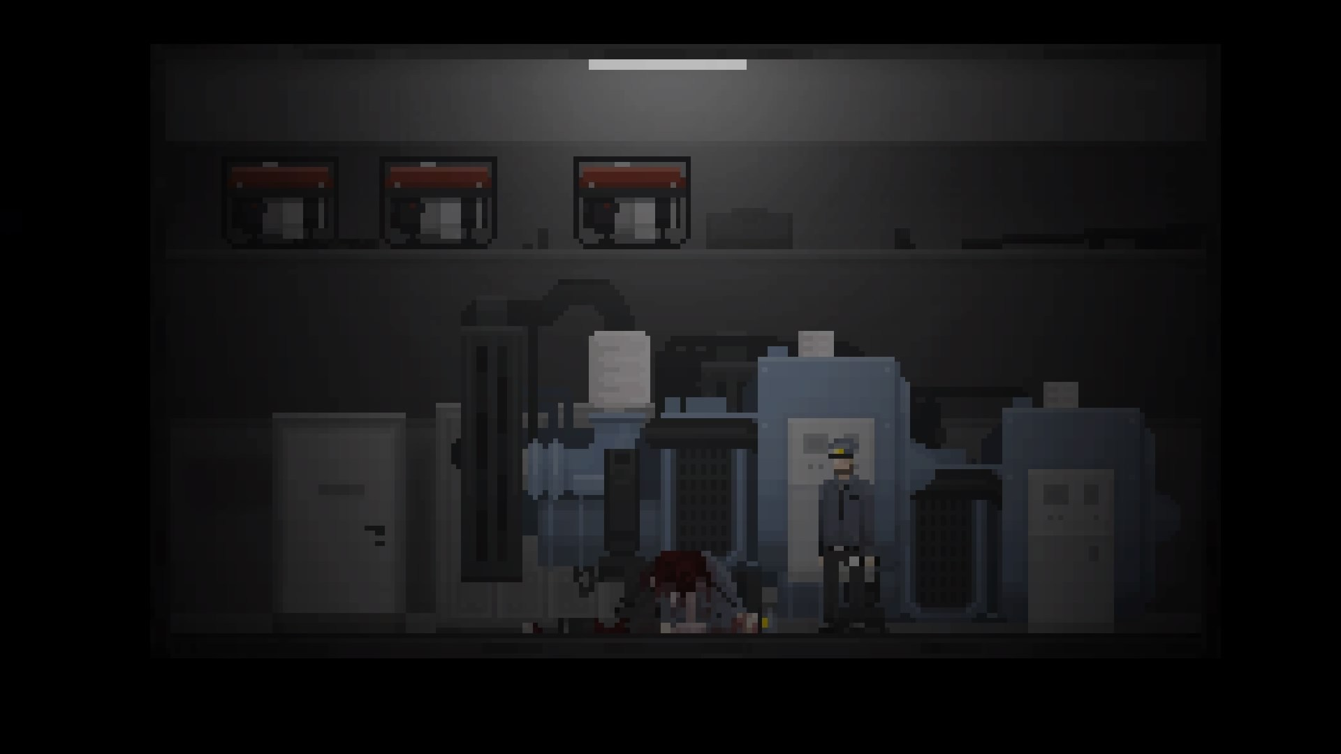 Uncanny Valley brings pixelated horror to Nintendo Switch