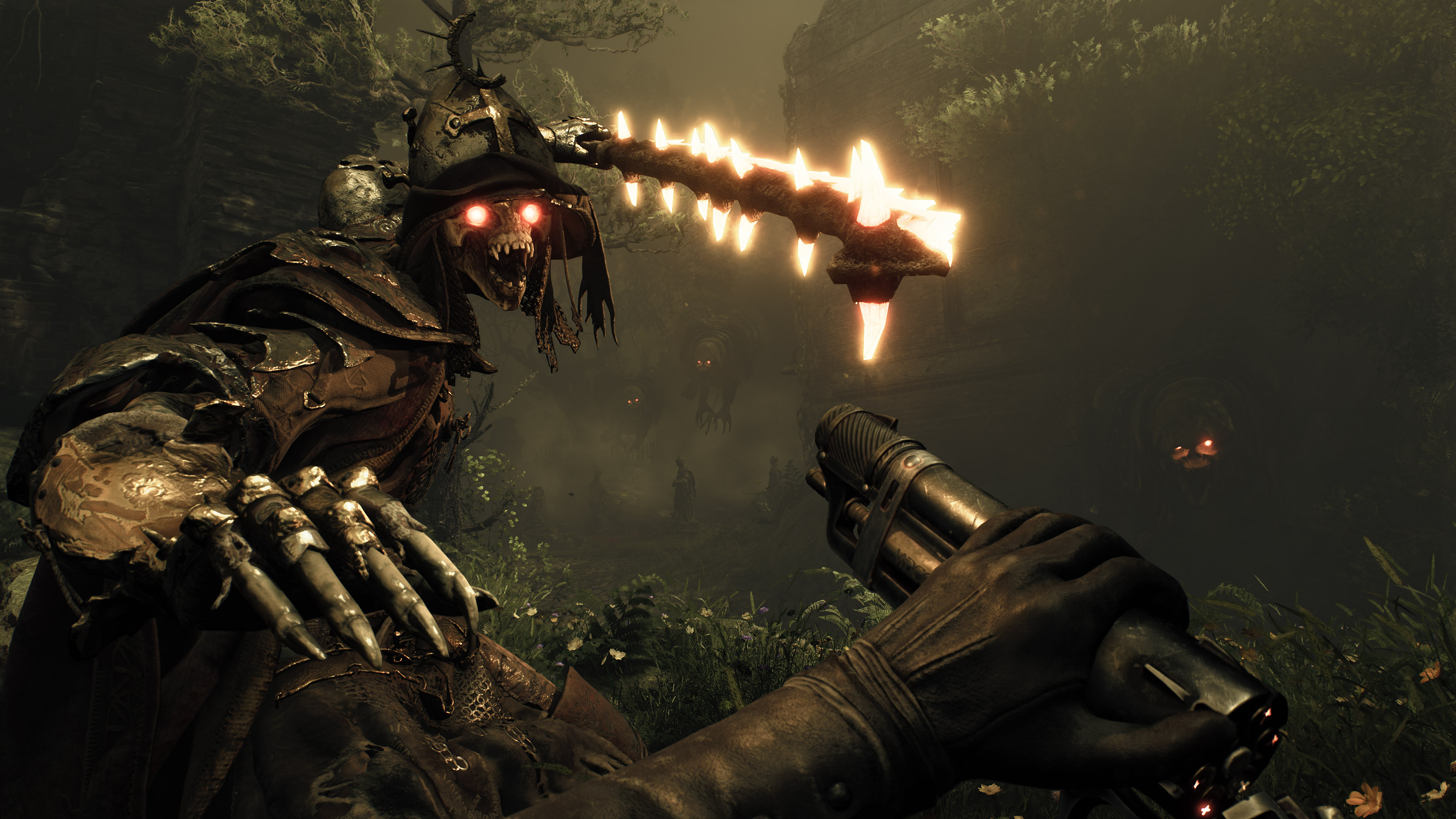 The Vanishing Of Ethan Carter devs release new info on Witchfire