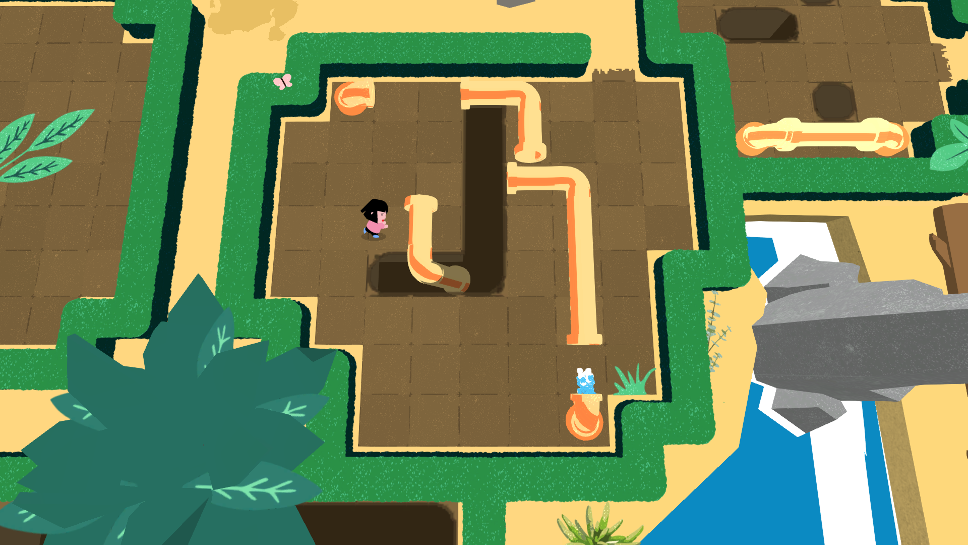 Pipe Push Paradise puzzling its way to Nintendo Switch