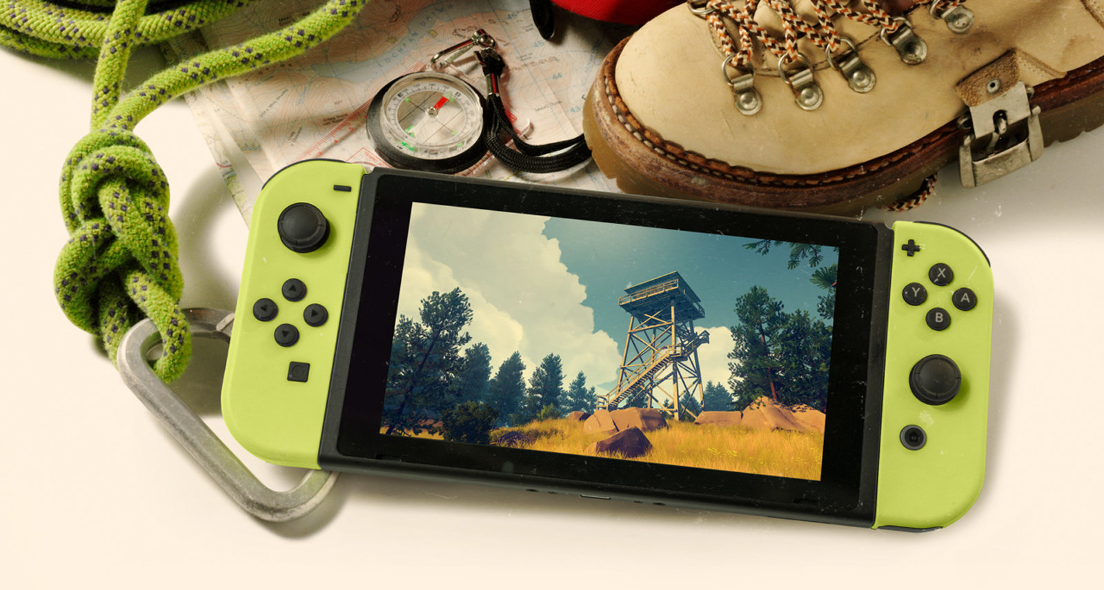 Firewatch coming soon to Nintendo Switch
