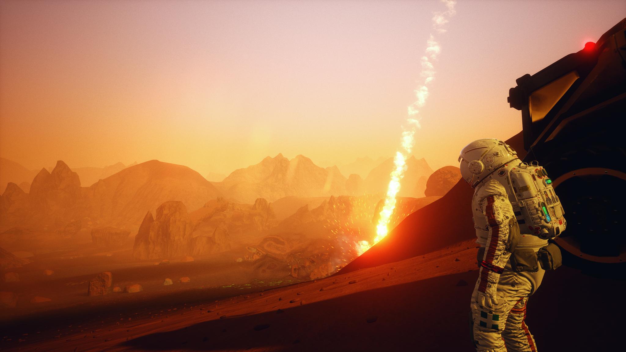 JCB Pioneer: Mars is heading to Nintendo Switch