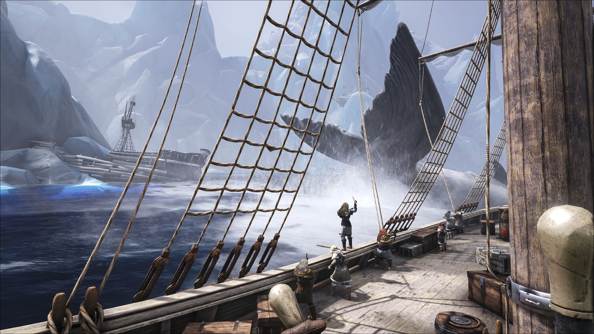 Pirate MMO Atlas gets extended gameplay trailer