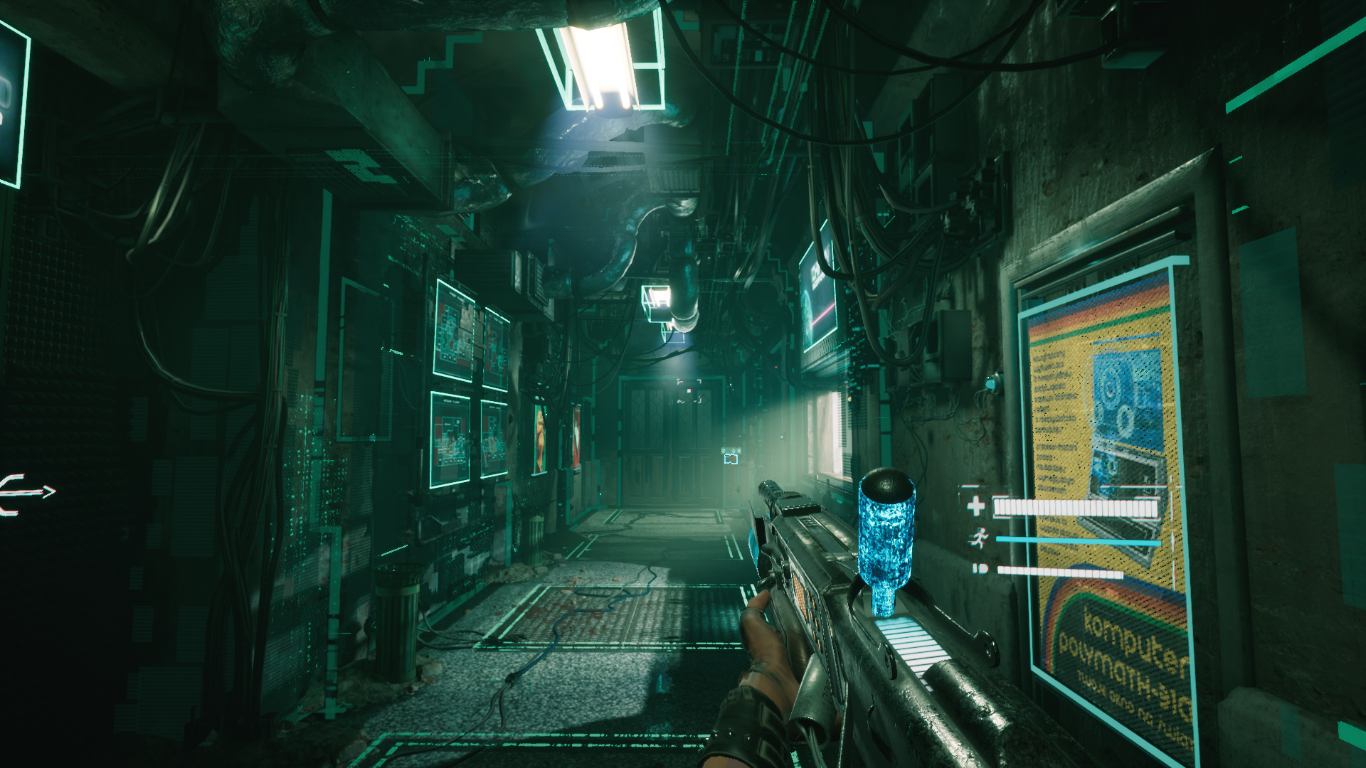 Observer developers launched FPS game 2084