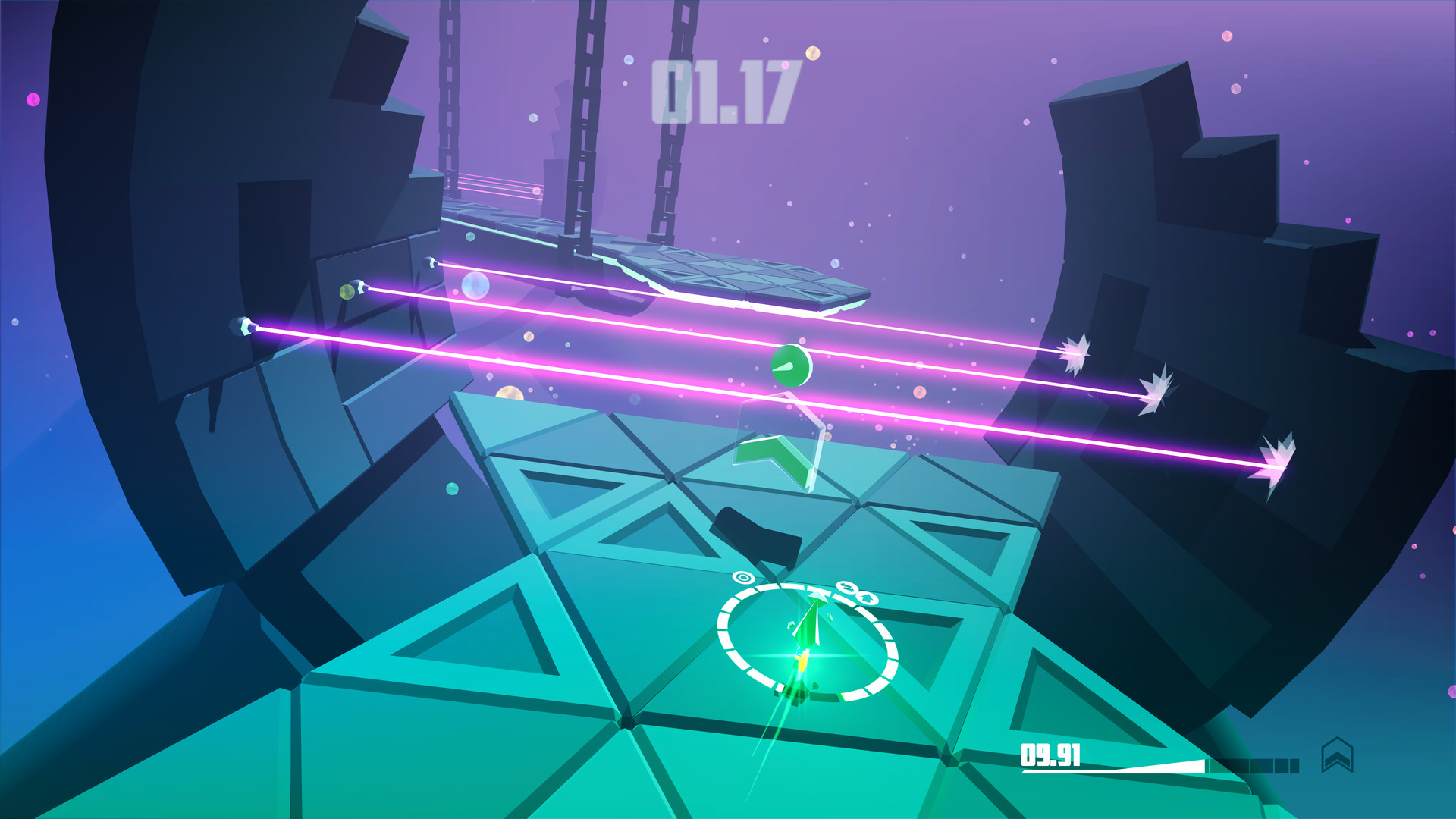 Razed out now on Nintendo Switch and PS4