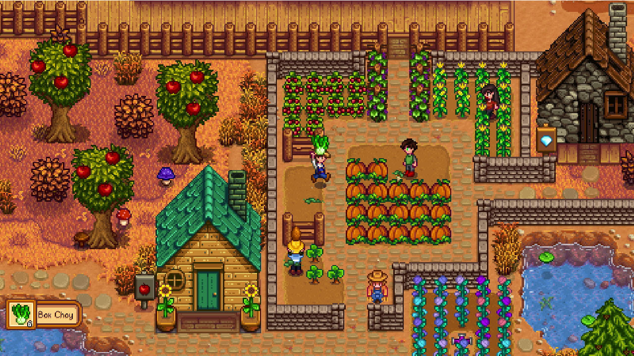 Stardew Valley's solo creator is hiring a team to create new content