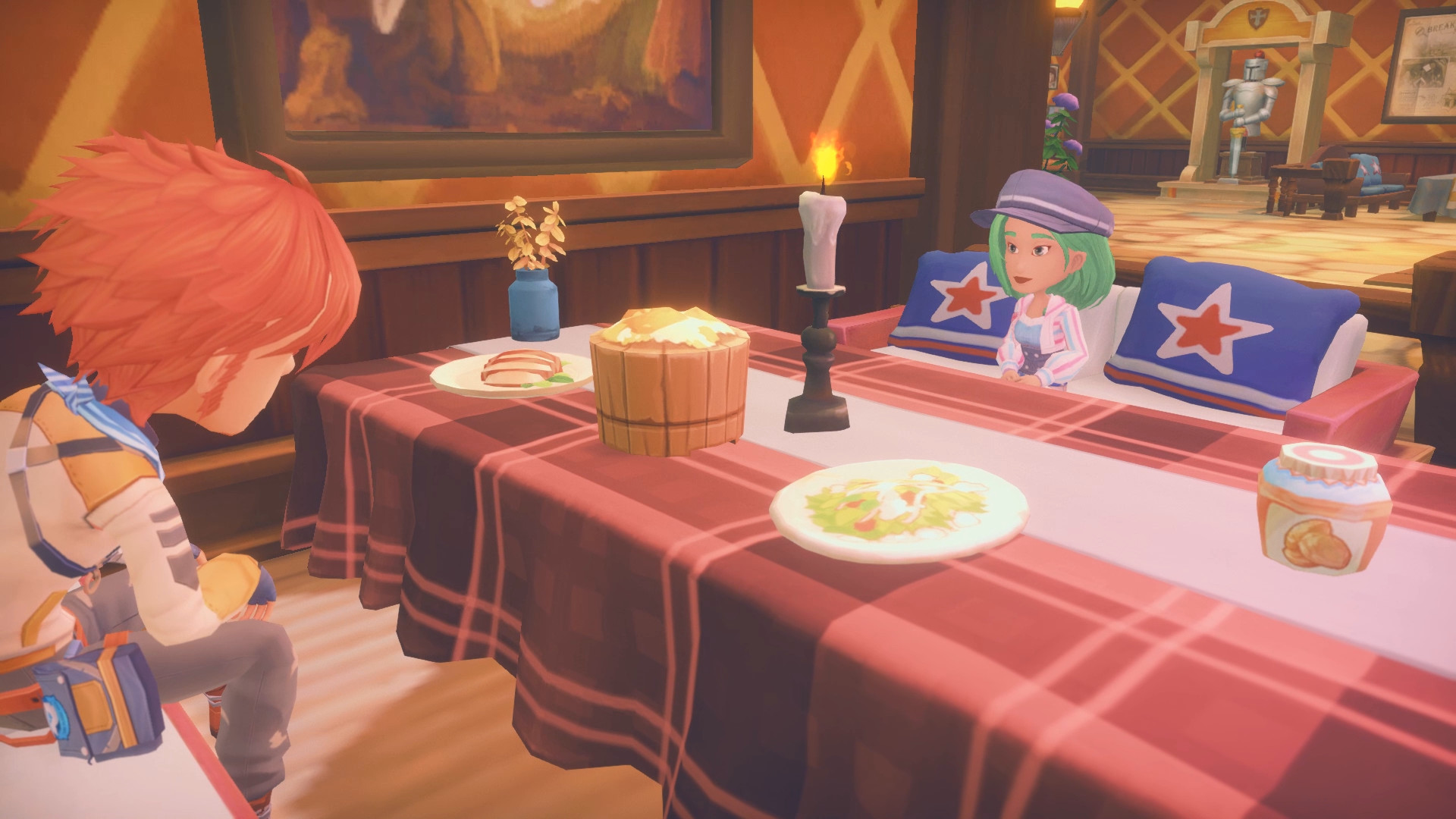 My Time At Portia - Characters