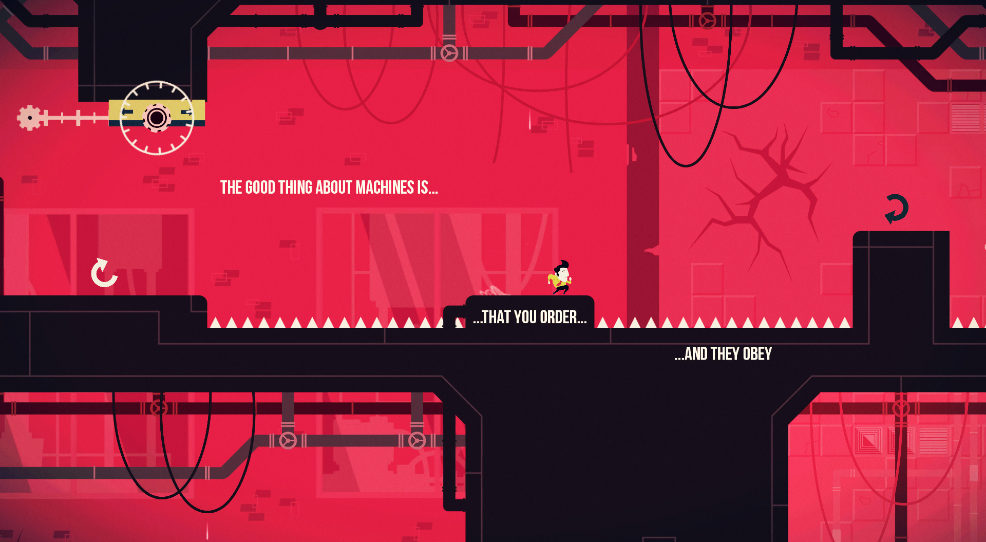 Self-aware platformer Klaus comes to Steam this month
