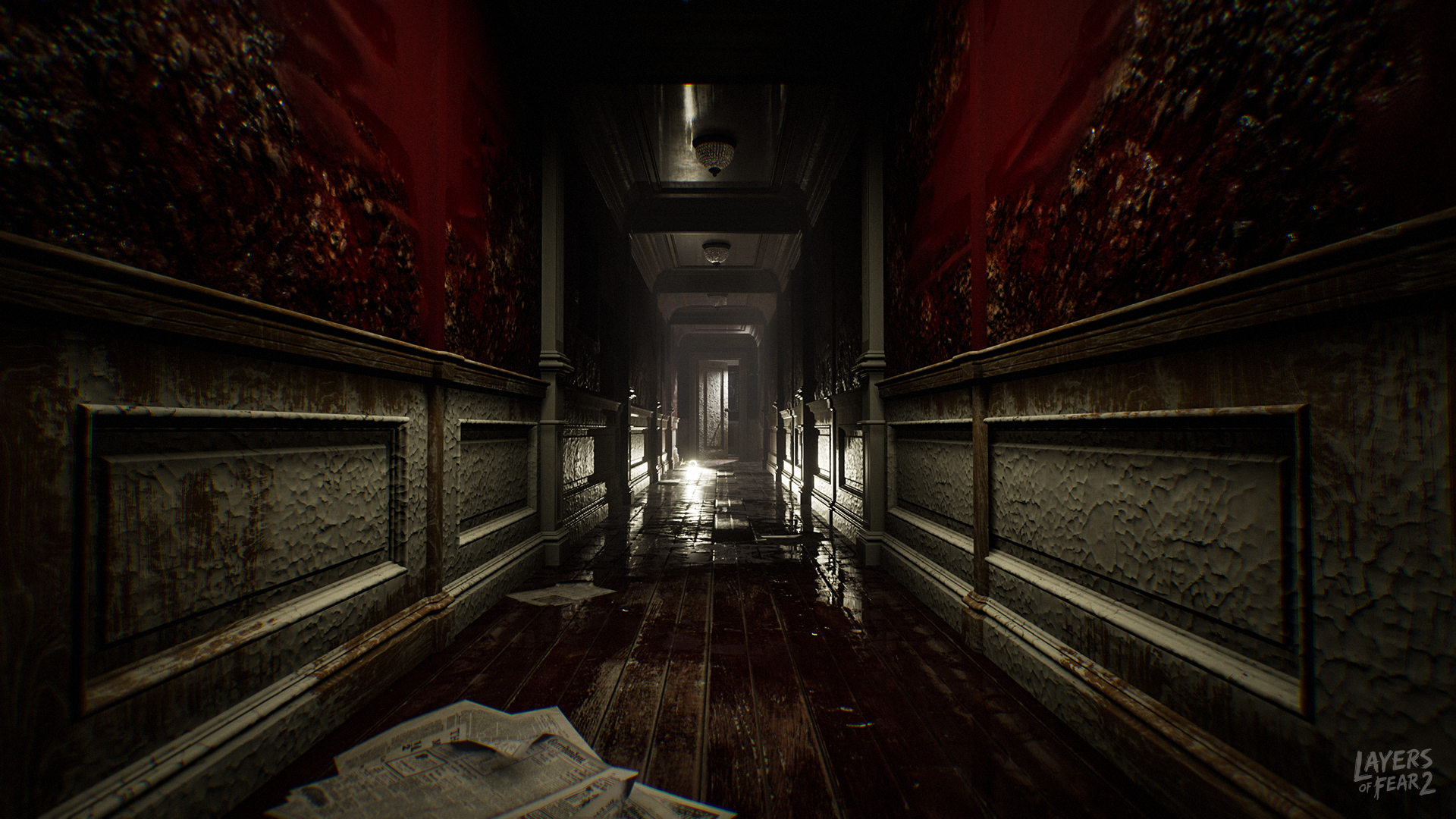 New Layers of Fear 2 trailer is deliciously spooky