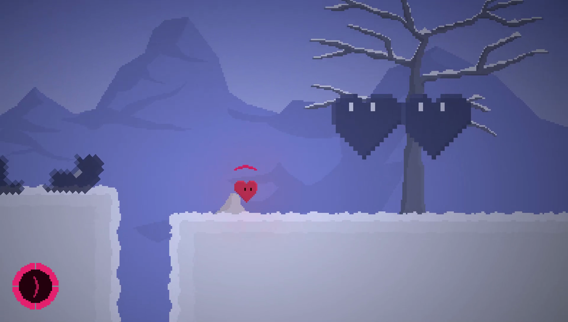Overcome is a platformer about tackling your inner demons