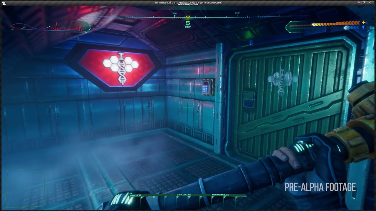 Nightdive Studios presents new System Shock footage