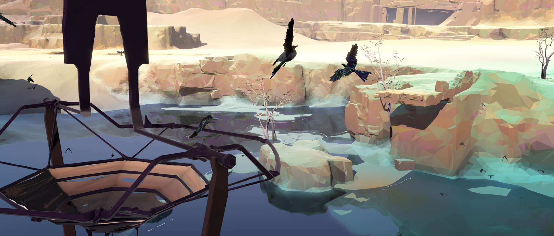 Highly anticipated adventure Vane out on PS4
