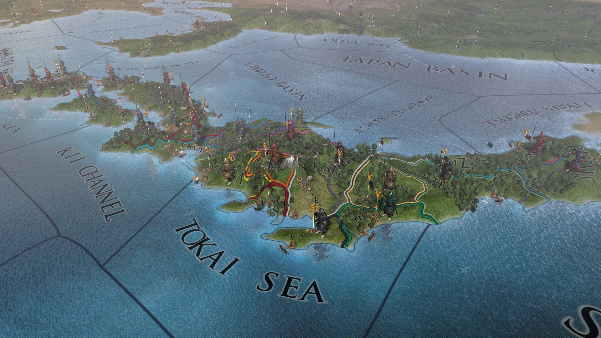 Europa Universalis IV expansion Mandate of Heaven free for a week