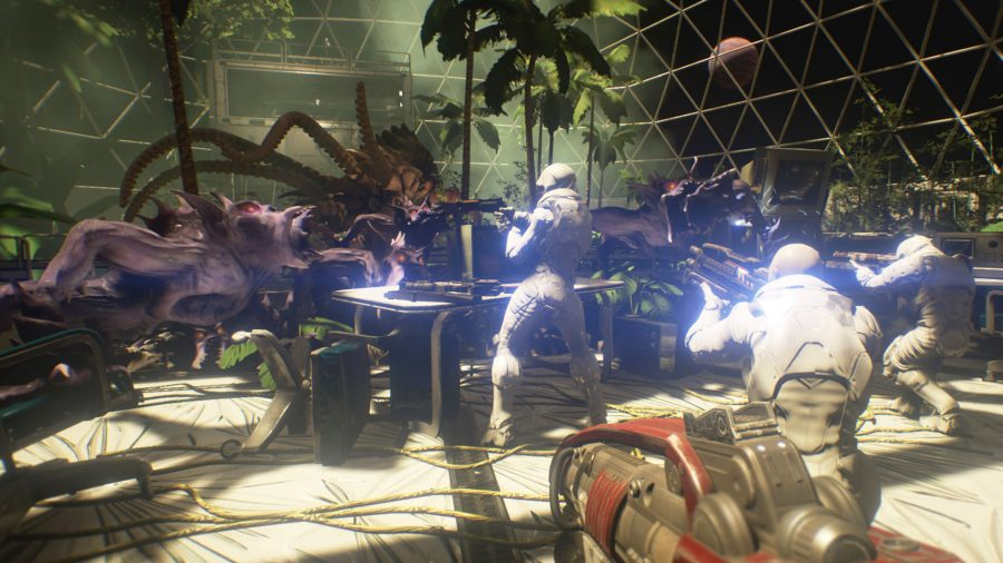 Genesis Alpha One brings space action to the Epic Store