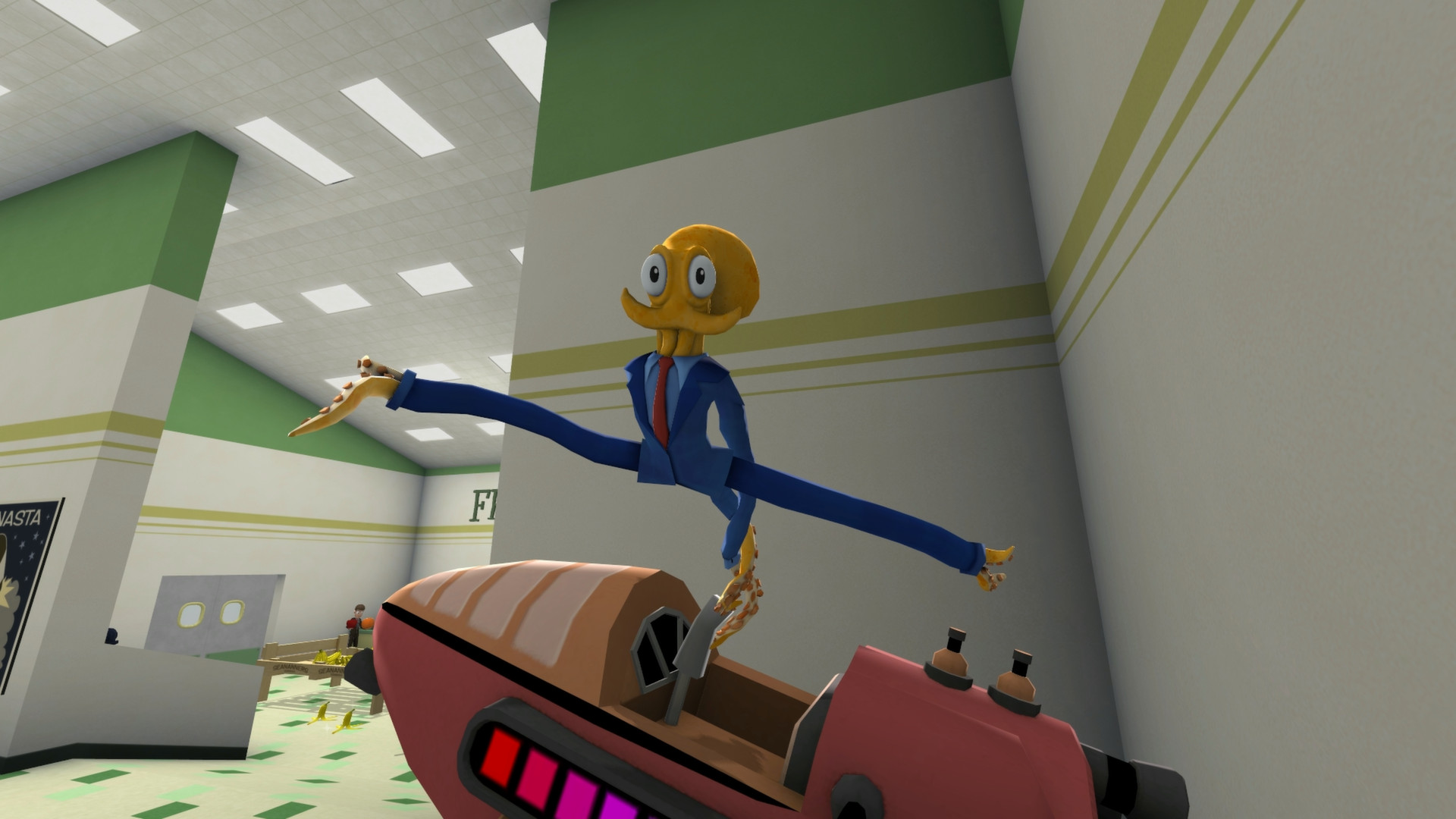 Octodad is a 'dadly' catch at 99 cents on Steam
