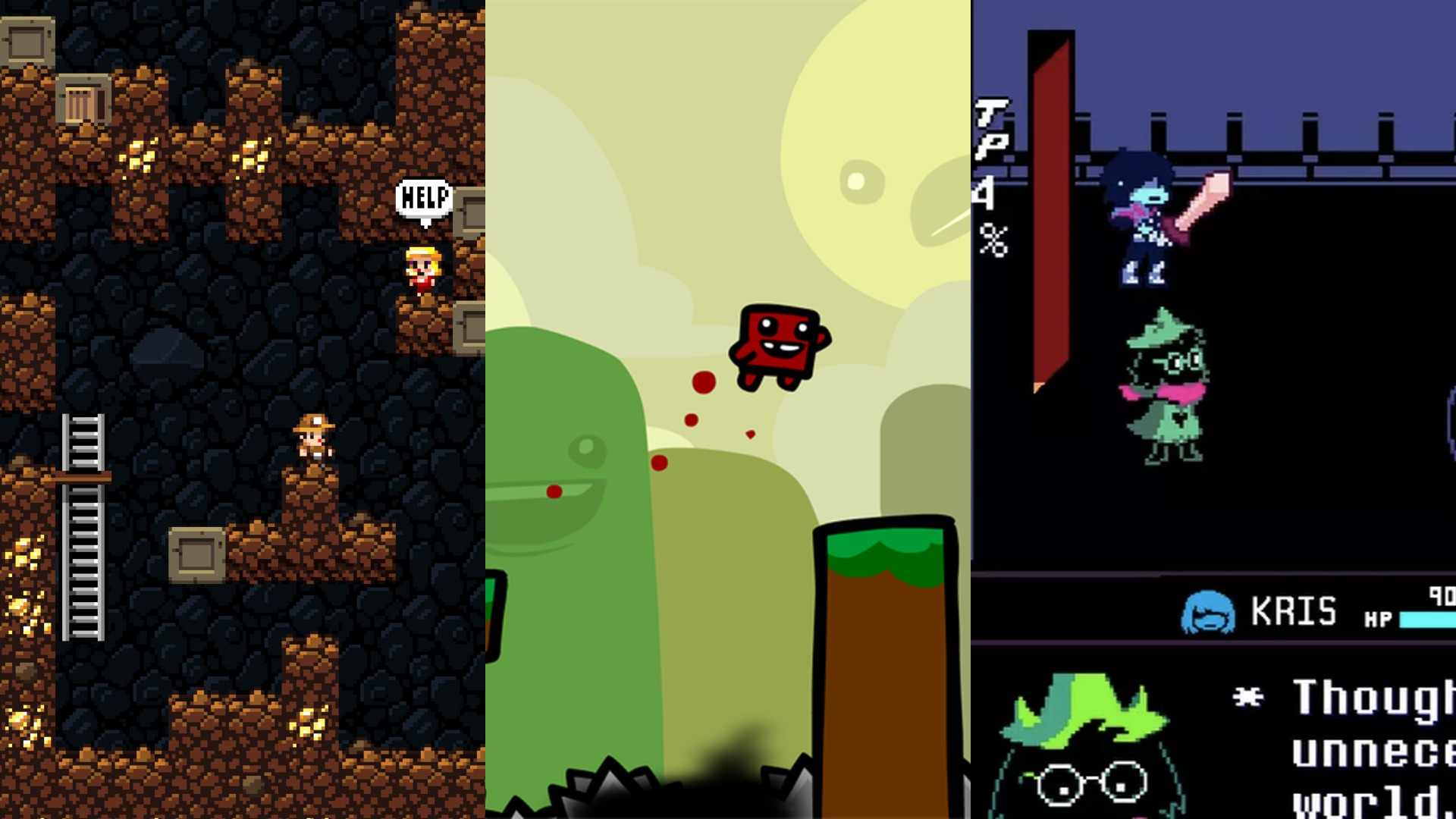 The 100 Best Free Indie Games of All Time