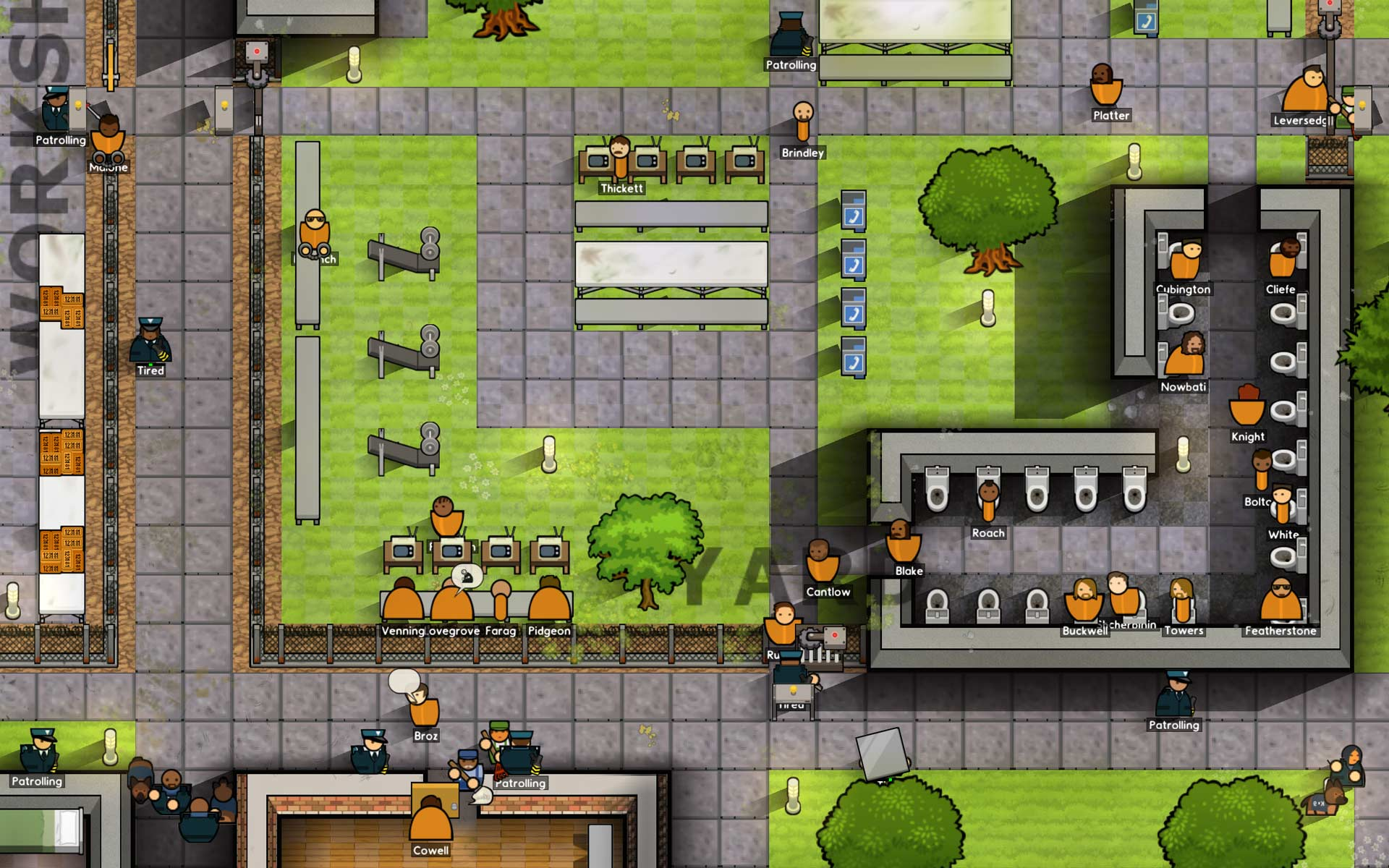 Paradox Interactive acquires Prison Architect