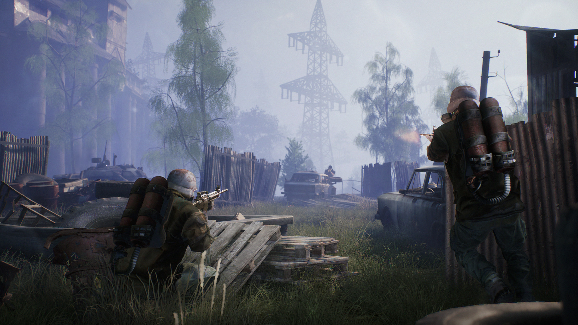 Fear the Wolves gets new Early Access update
