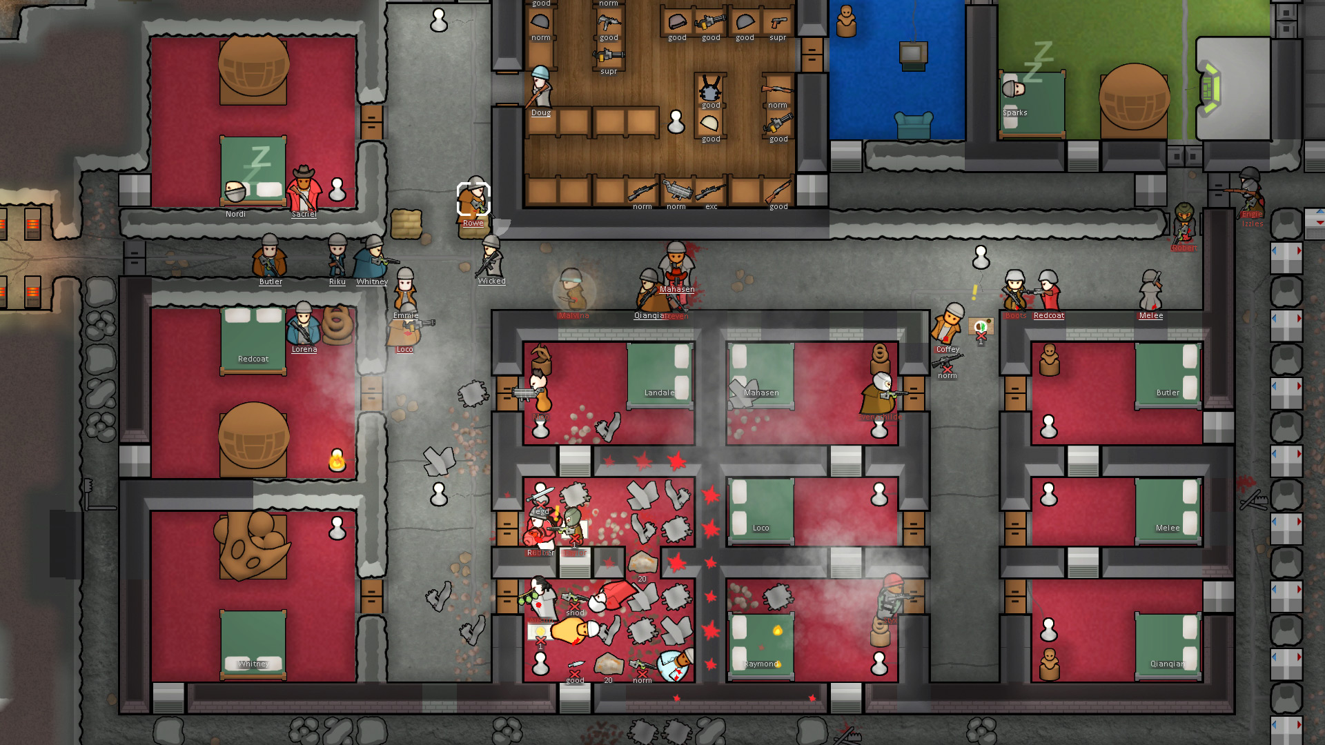 RimWorld developer reveals the game could have been very different