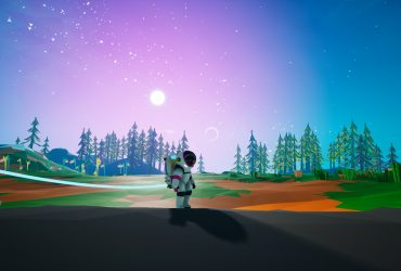 Astroneer Review - Starting Planet