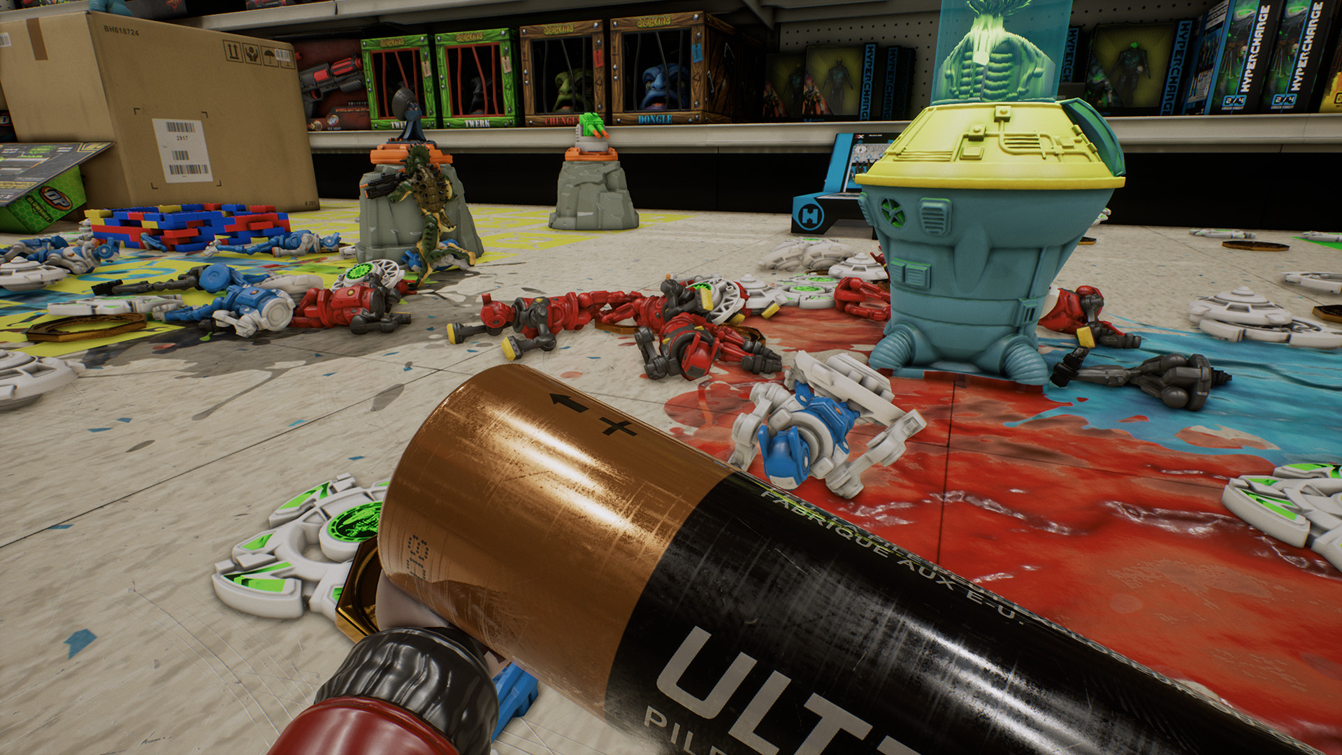 HYPERCHARGE: Unboxed returns in Early Access 2.0 this week