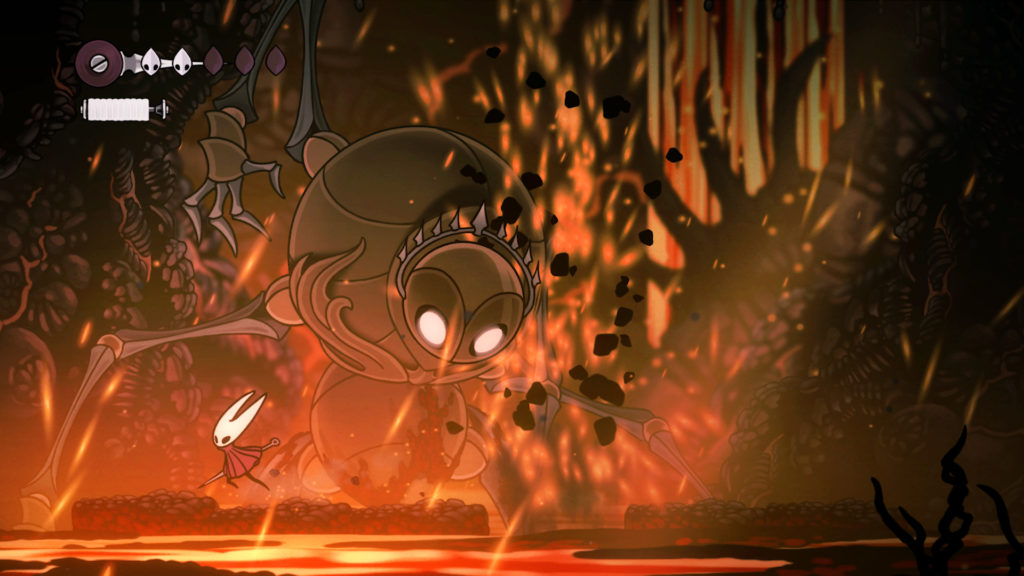 Hollow Knight: Silksong revealed with new trailer
