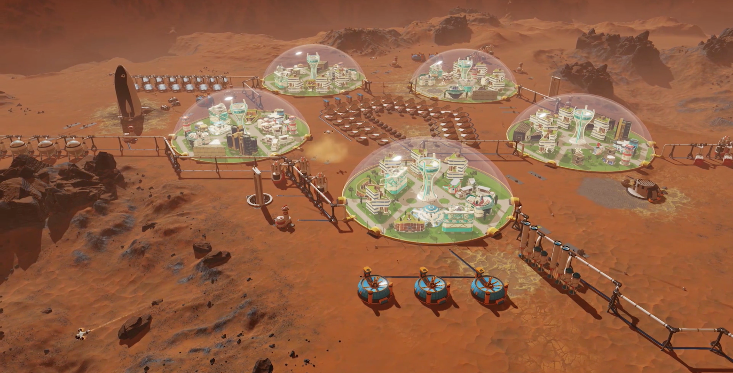 Surviving Mars gets Mods with new Paradox Mods platform