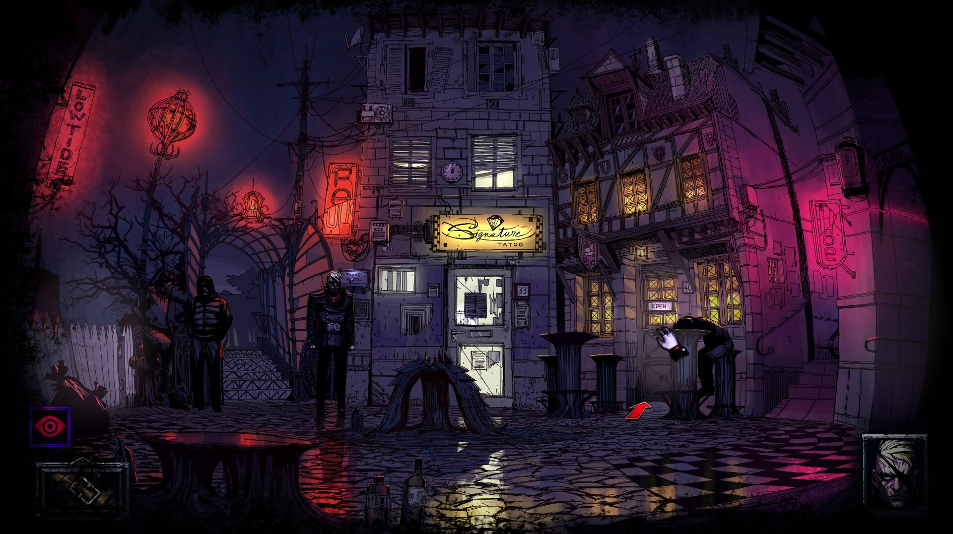 Point & Click adventure The Blind Prophet is 100% Kickstarter Funded