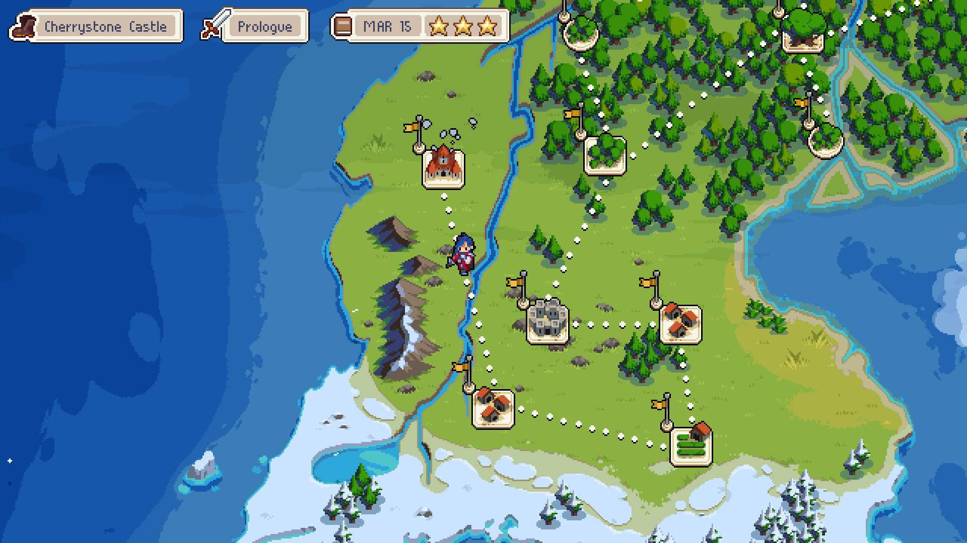 The Advance Wars campaign is being rebuilt in Wargroove