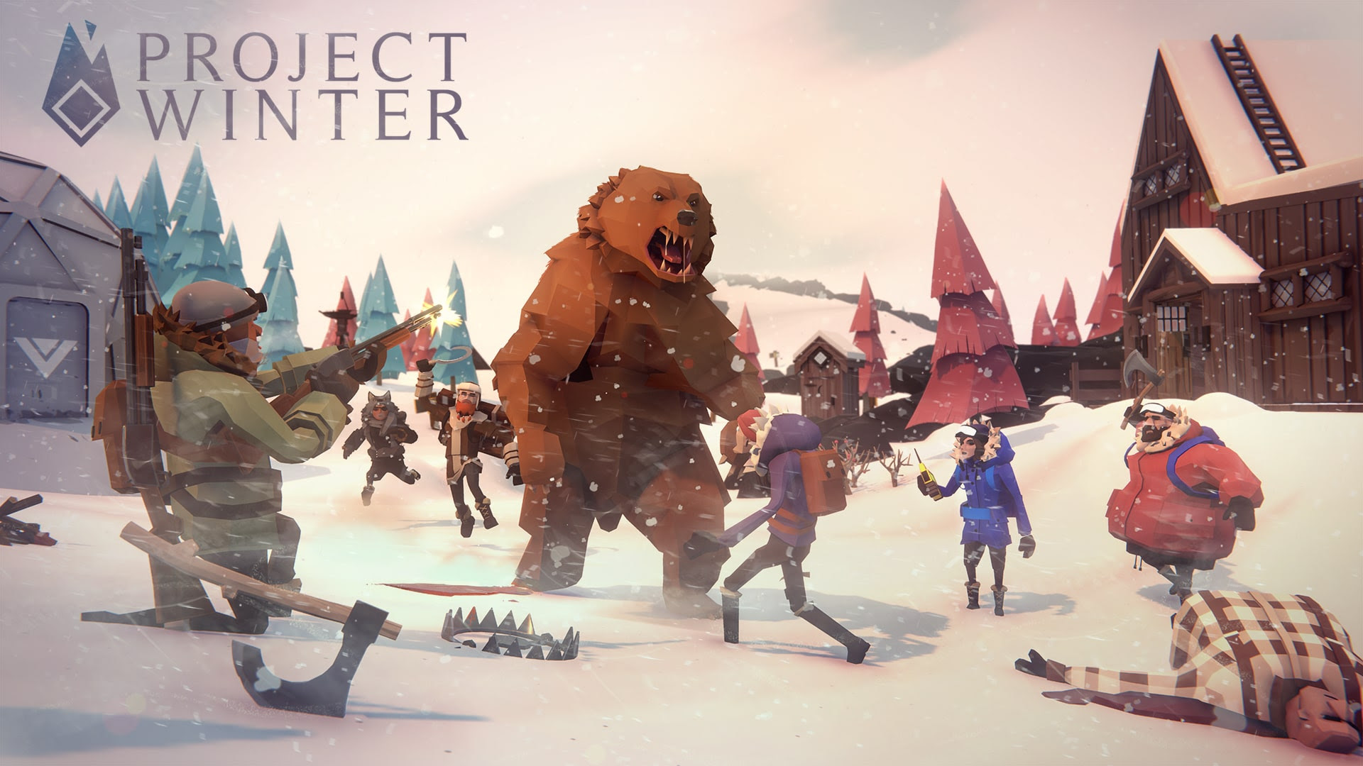 Project Winter is now live on Steam Early Access