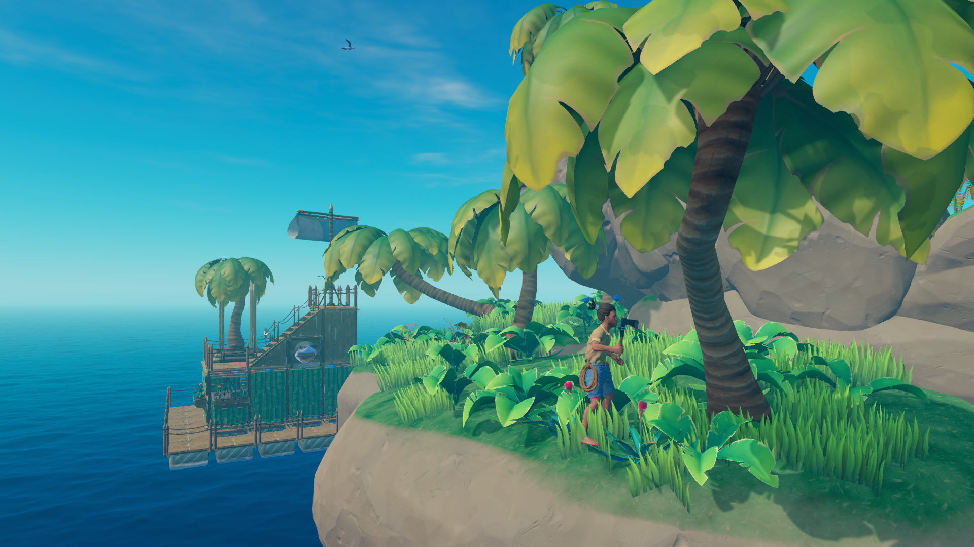 Time to get domesticated with the latest Raft update | The Indie