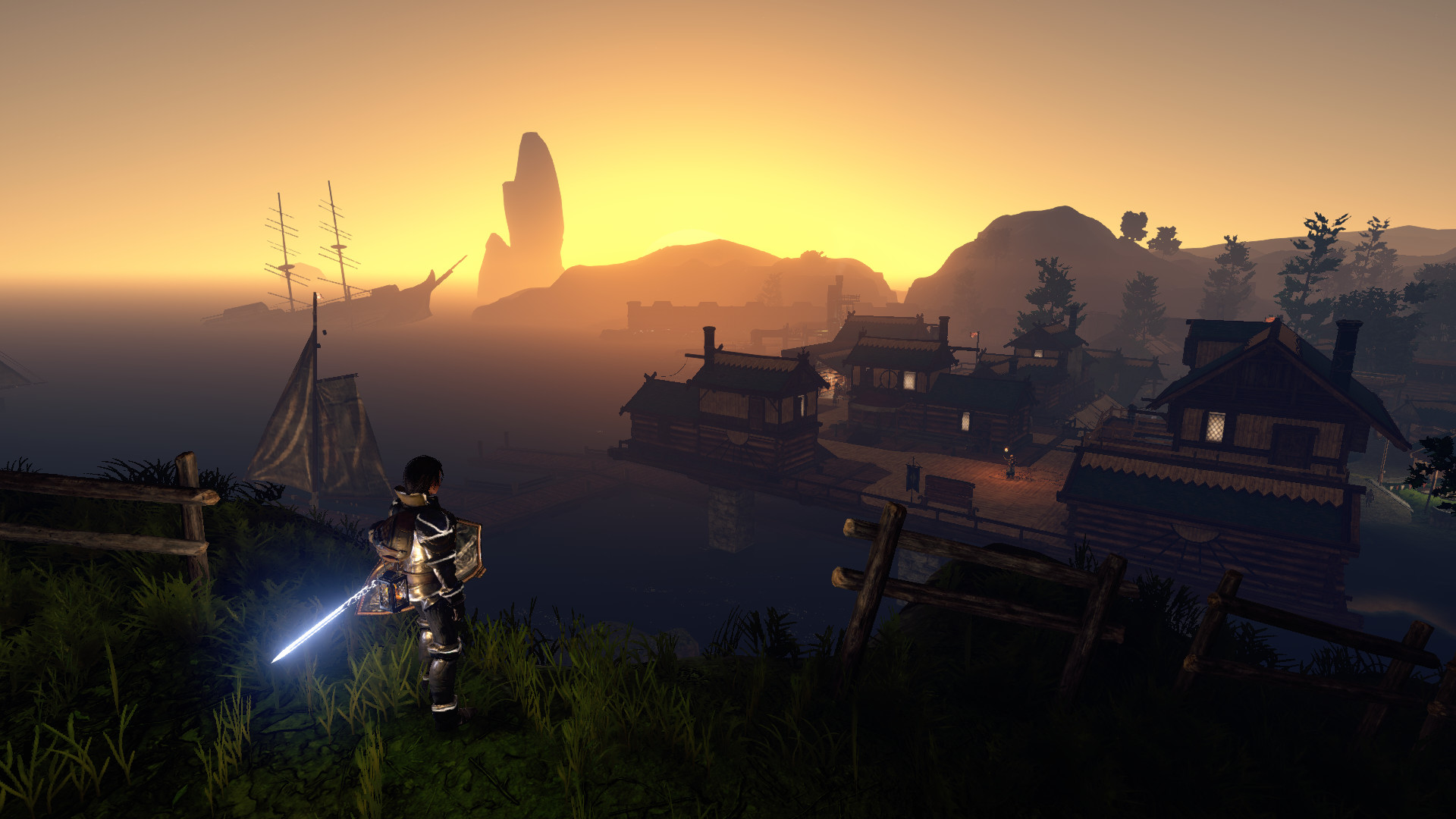 Outward Preview: A True Survival RPG