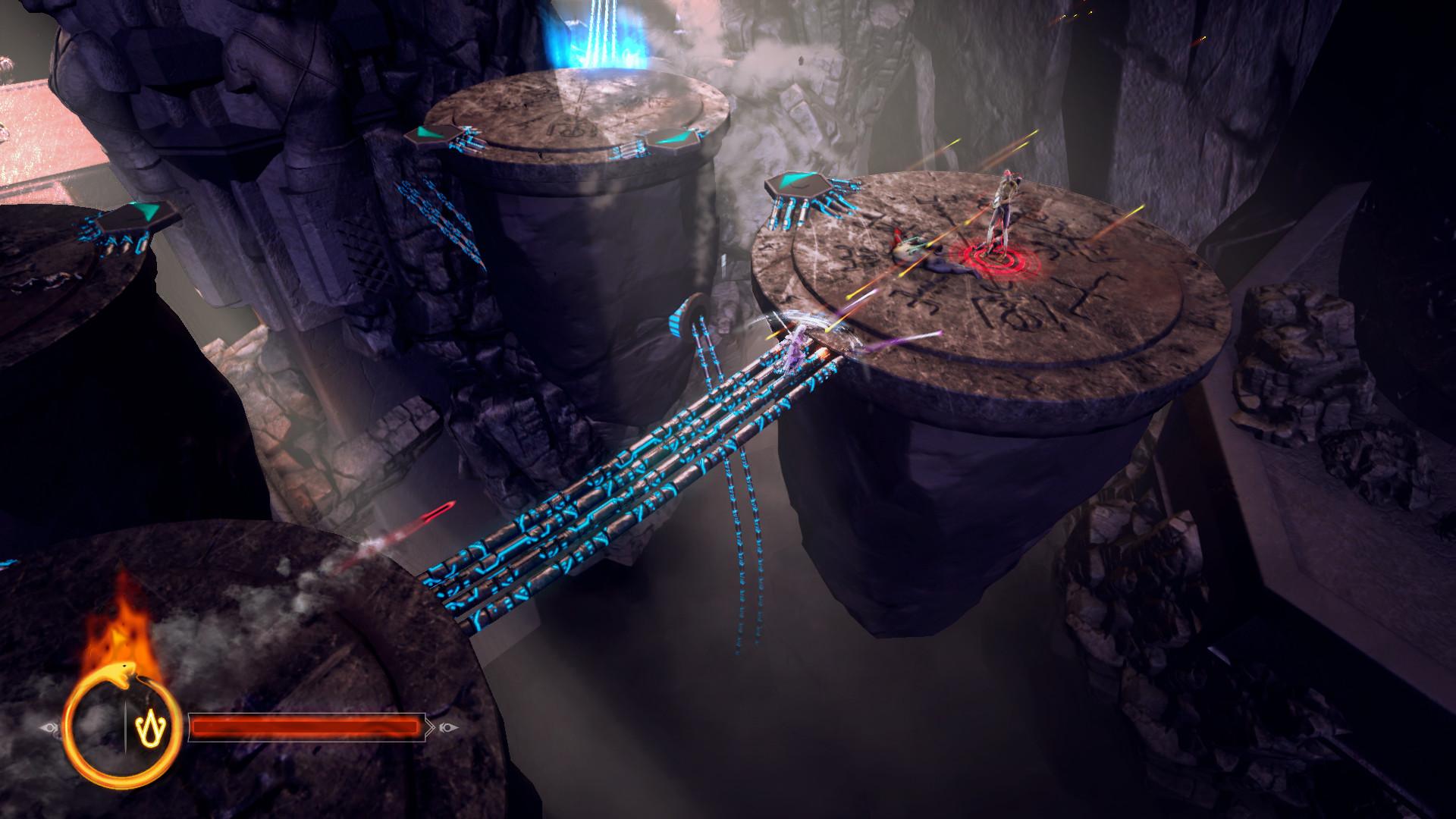 Norse hack 'n' slash Helheim out on Steam