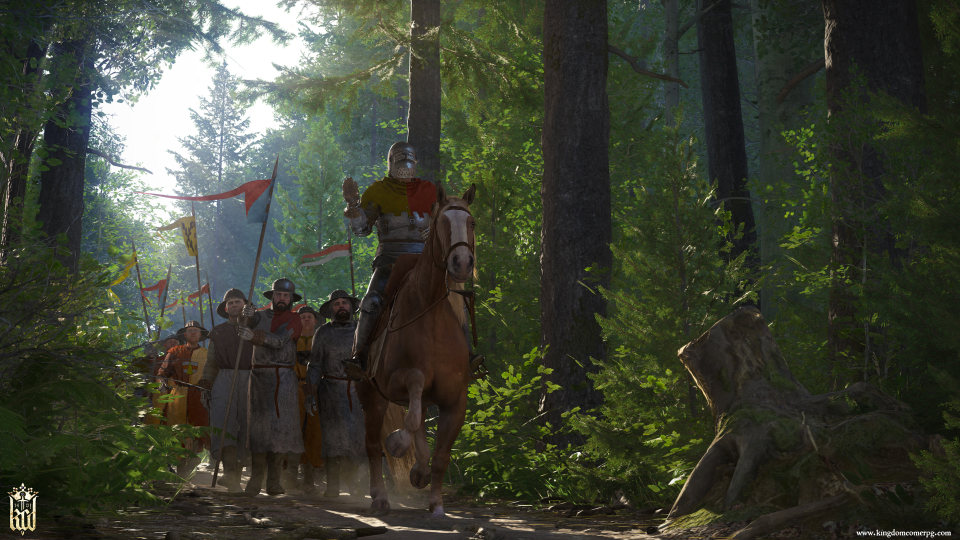 THQ Nordic acquires Kingdom Come: Deliverance Devs Warhorse Studios