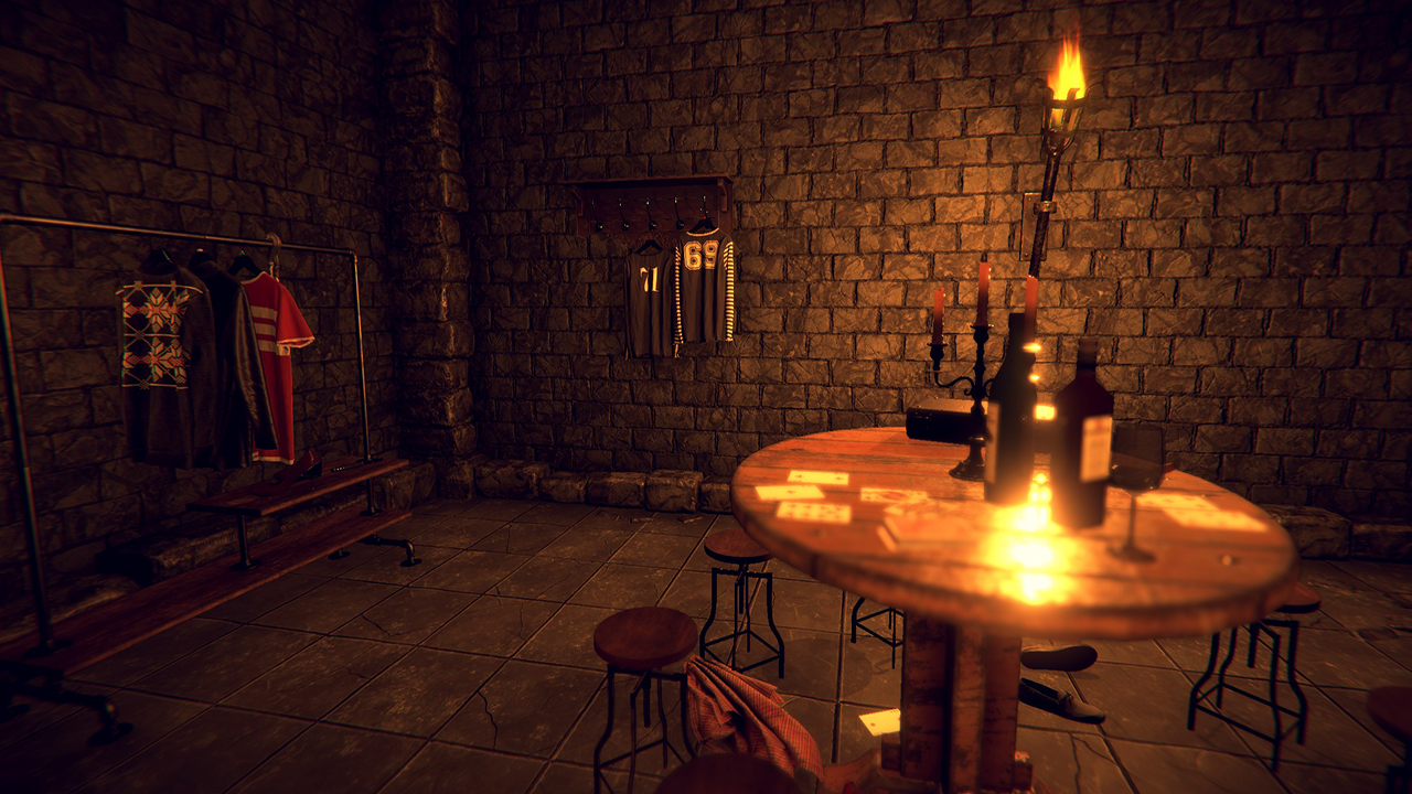 Creepy escape room puzzle game Forgiveness prepares for launch
