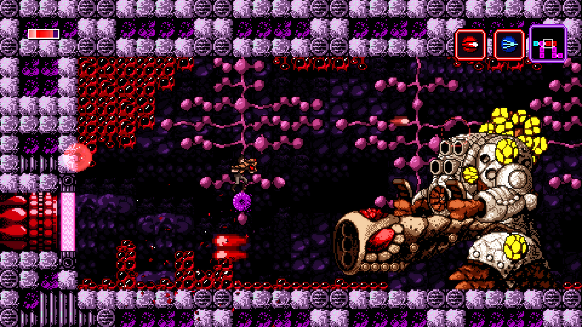 Axiom Verge is currently for free on Epic's Store