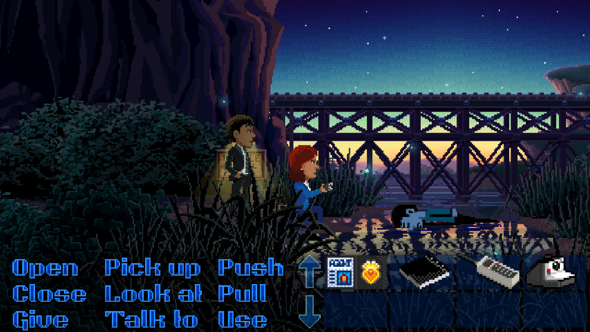 Thimbleweed Park is free for Epic Games Store users