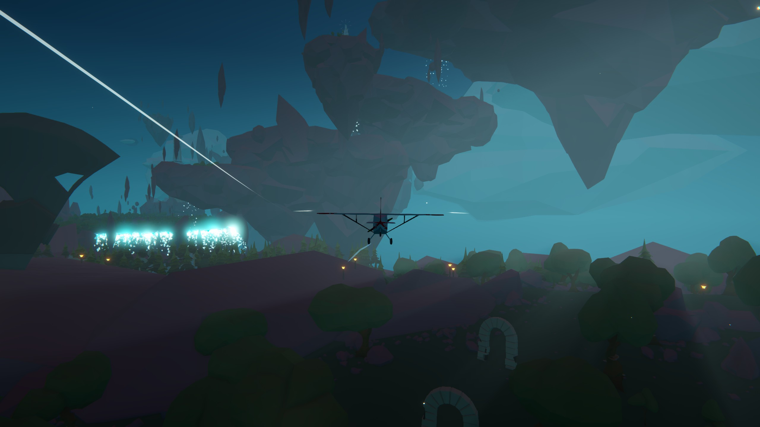 Take flight in Eole the free contemplative flight simulator