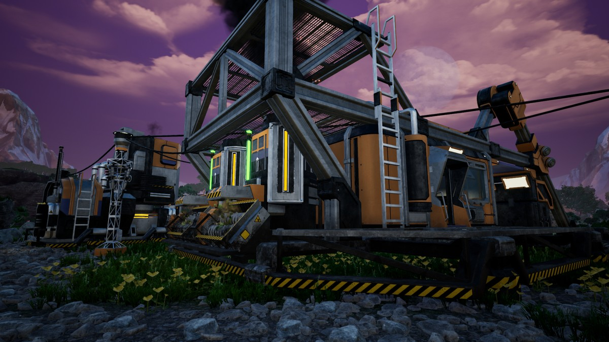 Satisfactory Review (Early Access) | The Indie Game Website