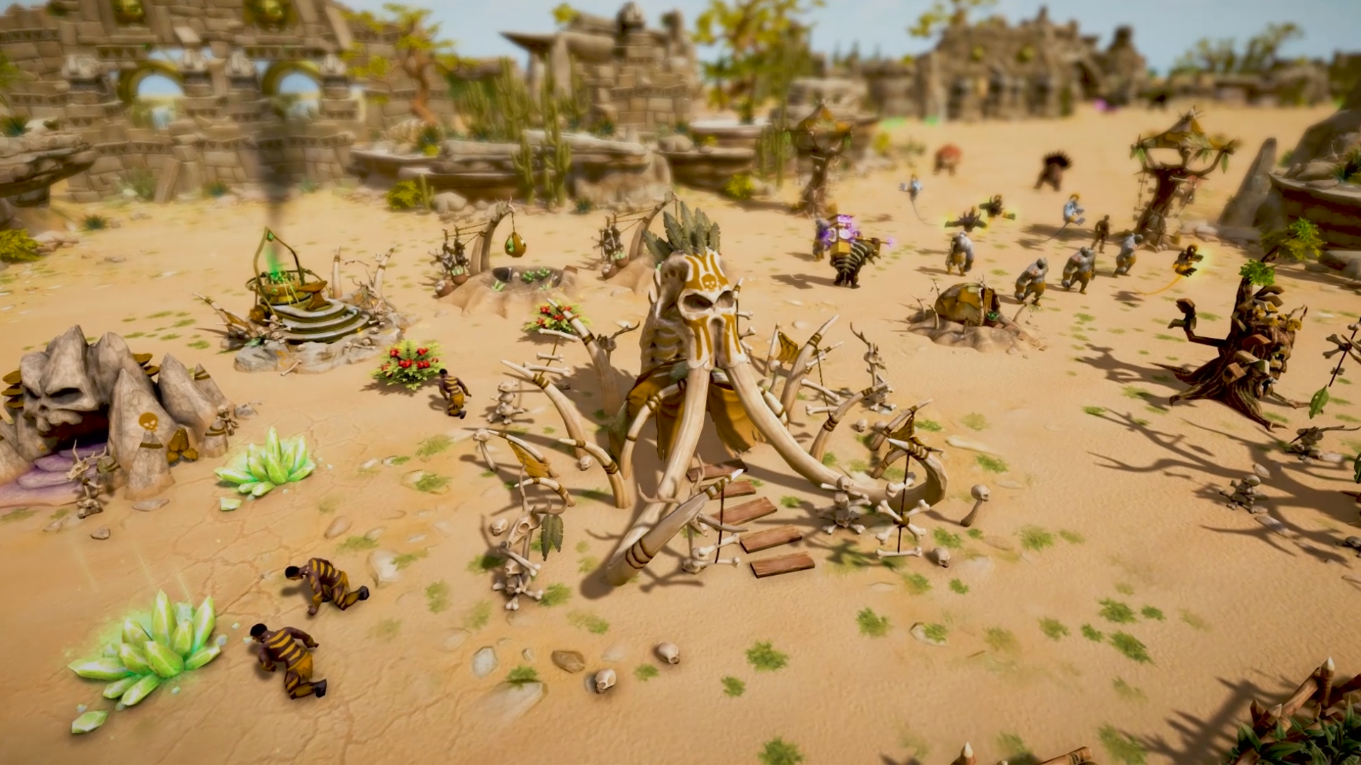 Warparty Review