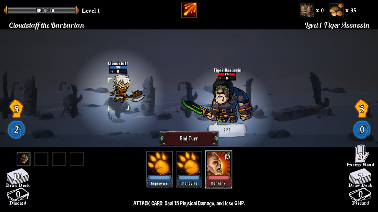 Monster Slayers - Feature