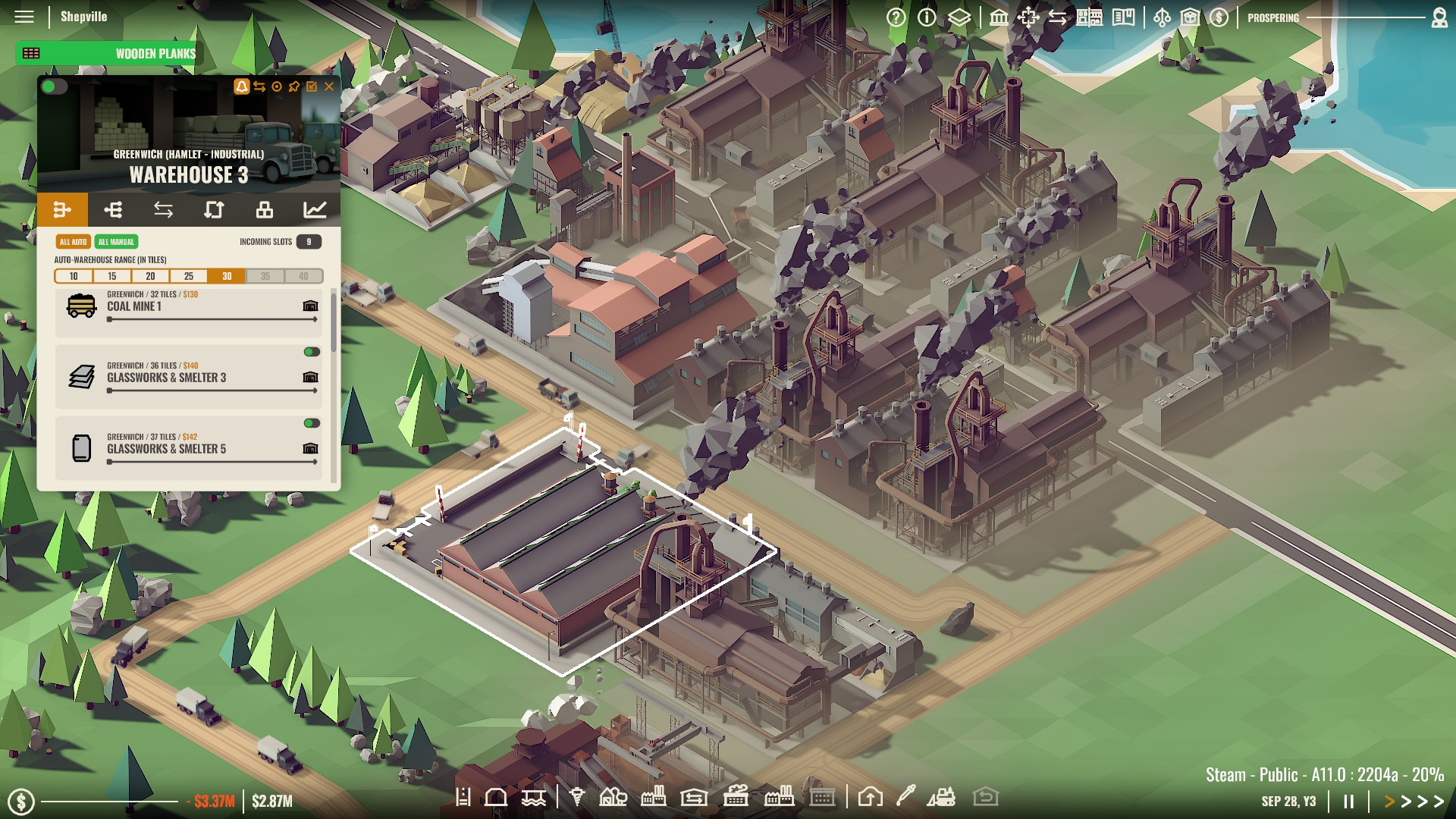Rise of Industry Review | The Indie Game Website