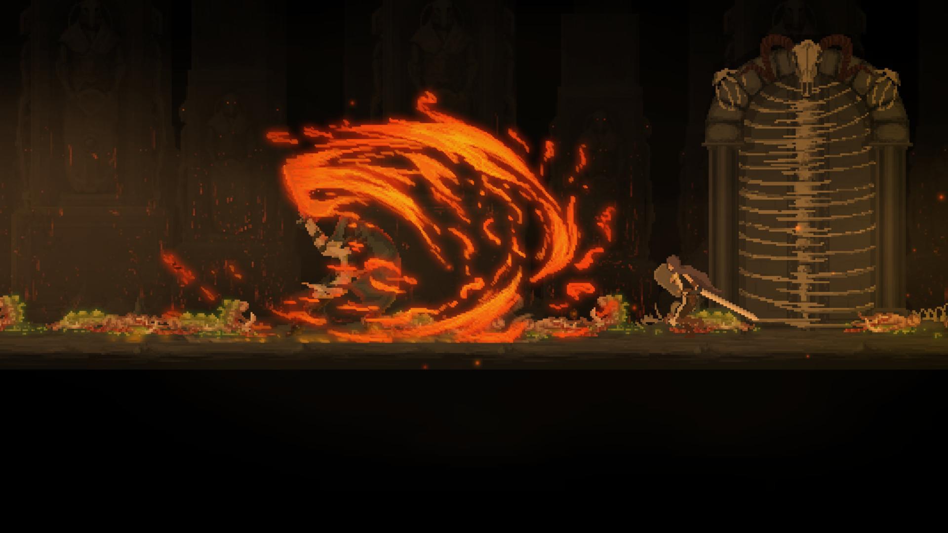 We go hands on with Dark Souls-like Dark Devotion