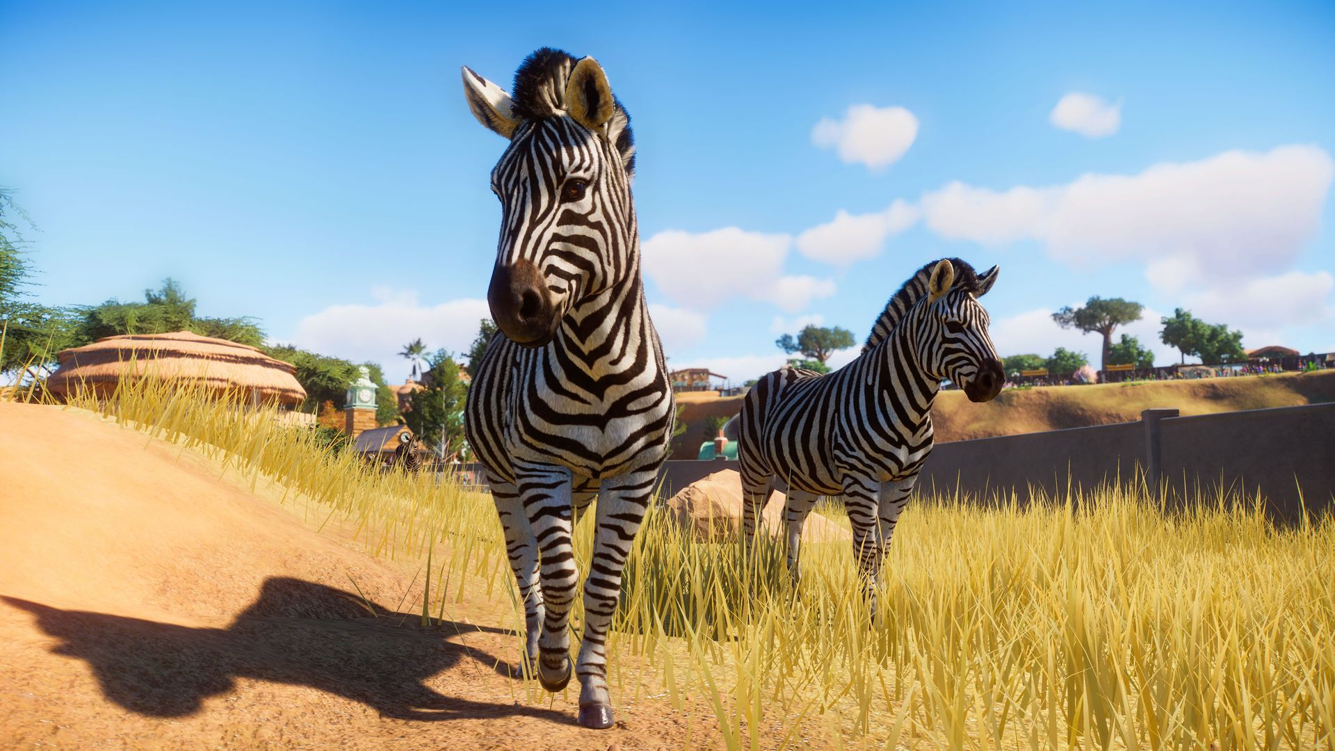 Planet Zoo brings back the Zoo Tycoon nostalgia