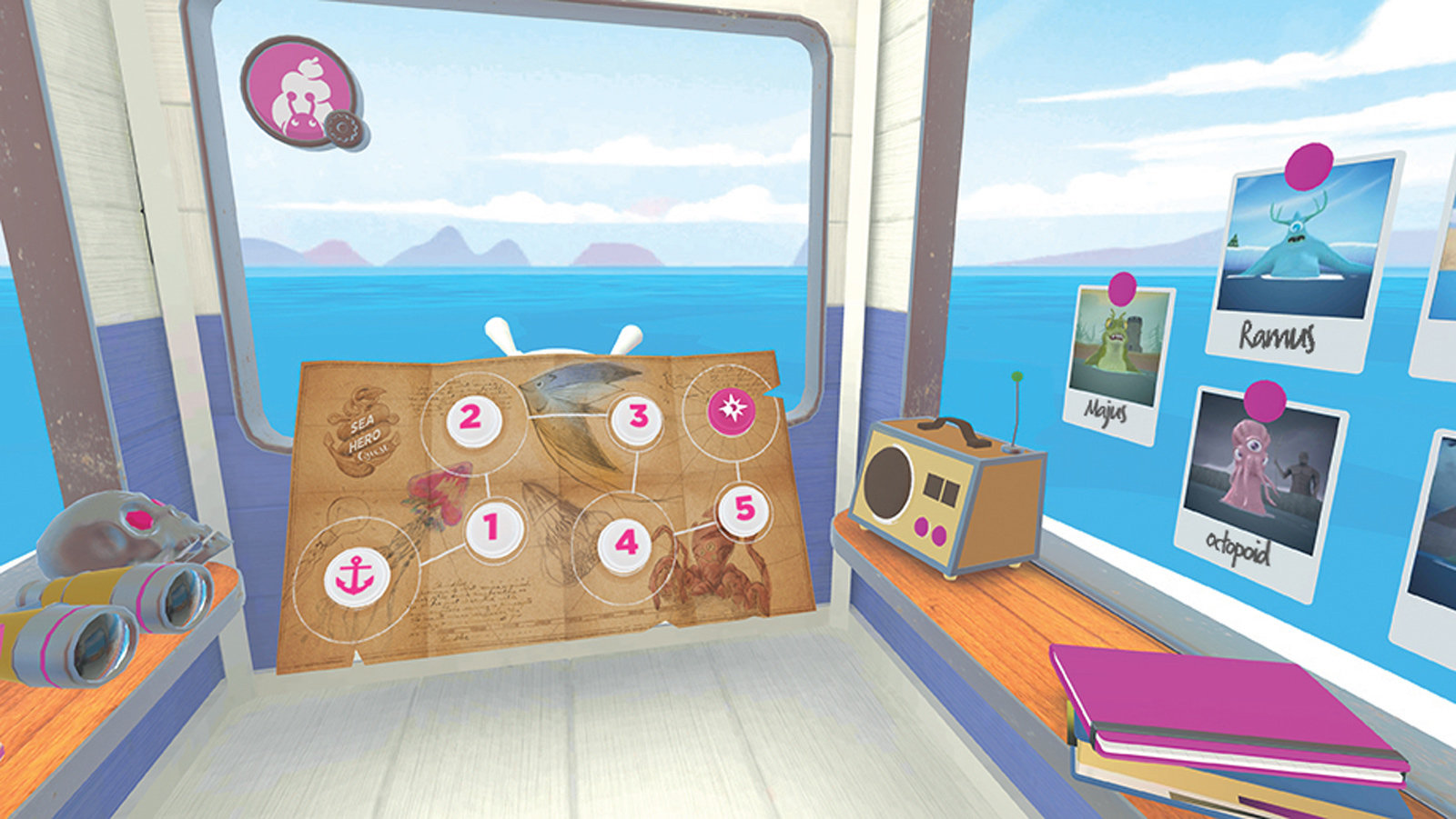 Sea Hero Quest is helping diagnose Alzheimer's