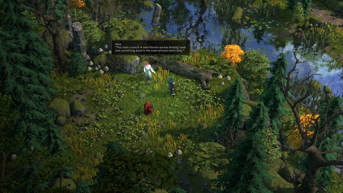 Druidstone: The Secret of the Menhir Forest Review | The